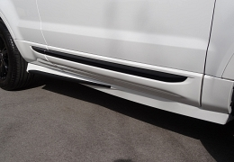 SIDE SILLS TO FIT PURE SPEC EVOQUE (PAINTED AND FITTED) - £999