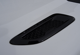 REPAINTED BONNET VENT (ANY COLOUR) - £100