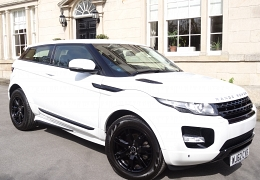 EVOQUE WHEELS REPAINTED ANY COLOUR - £280