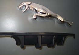XK REPLACEMENT REAR DIFFUSER (UNPAINTED) - £299